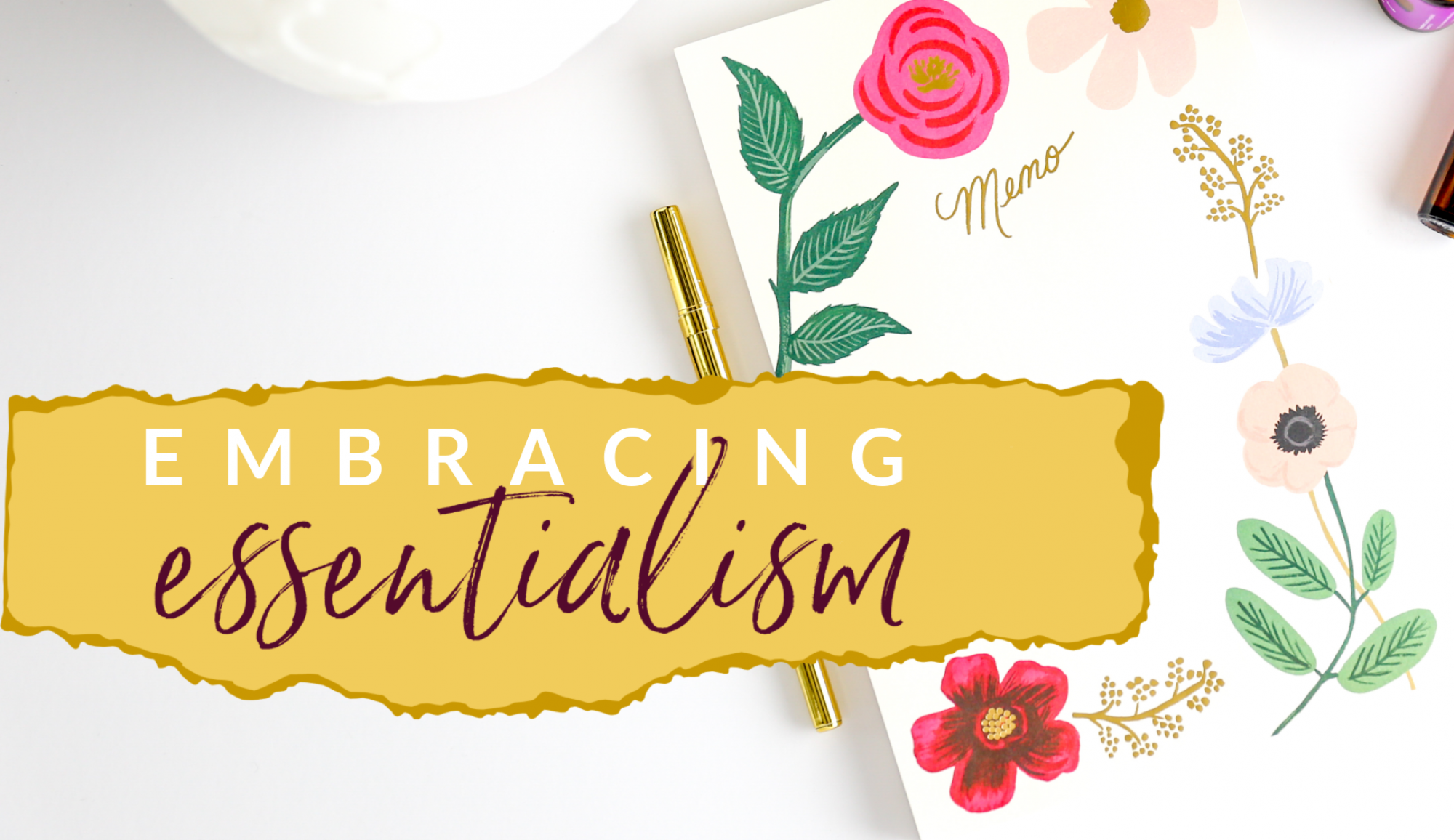 embracing essentialism